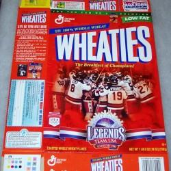 1997 Team USA Ice Hockey 1980 Winter Olympic Legends