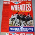 1987 Minnesota Twins World Champions 1987