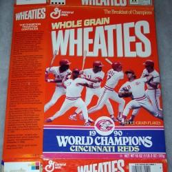 1990 Cincinnati Reds World Champions