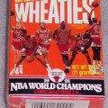 1991 Chicago Bulls 1991 NBA World Champions (mini)