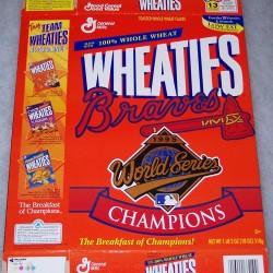 1995 Atlanta Braves 1995 World Series Champions