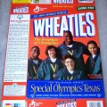 1998 Texas Special Olympics 1998 Inspirational Athletes