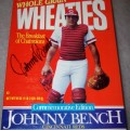1989 Johnny Bench commemorative Edition