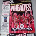 1992 Chicago Bulls Back to Back NBA World Champions