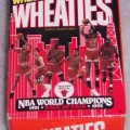 1992 Chicago Bulls Back to Back NBA World Champions (mini)(RARE)