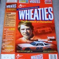 2003 Legends of Racing Darrell Waltrip WHEATIES box