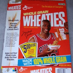 1991 Michael Jordan ($5.00 Refund on Videos on front)