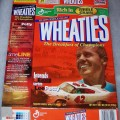 2001 Lee Petty Legends of Racing Series WHEATIES box