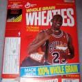 1992 Michael Jordan (scoreboard offer on side panel)