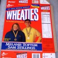 1996 Melanie Toftum/Sam Stillings Minnesota Special Olympics Athletes of the Year