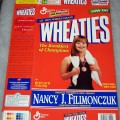 1999 Nancy J. Filimonczuk New Jersey Special Olympics Inspirational Athlete