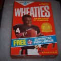 1987 Walter Payton (Banner on front for FREE Superstar Photo Inside)