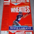 1988 Steve Largent Commemorative Edition