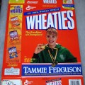1996 Tammie Ferguson Michigan Special Olympics Inspirational Athlete of the Year