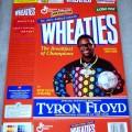 1998 Tyron Floyd Michigan special Olympics Inspirational Athlete of the Year