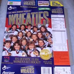 1998 U.S. Olympic Women's Hockey