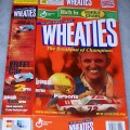 2001 Legends of Racing Benny Parsons WHEATIES box