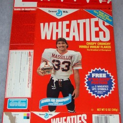 1984 Chris Spielman Search for Champion Winner
