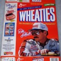 1997 Dale Earnhardt WHEATIES box