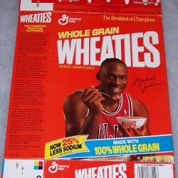 1989 Michael Jordan (Banner-Now 25% Less Sodium)