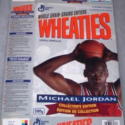 1993 Michael Jordan (Silver)(Canada)
