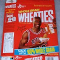 1990 Michael Jordan (Your Picture on a Wheaties Box Offer)