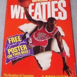 1989 Michael Jordan (Purple Poster)