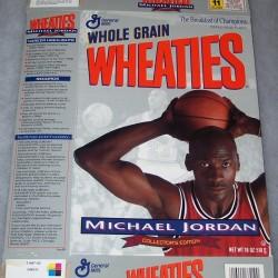 1993 Michael Jordan (Silver)