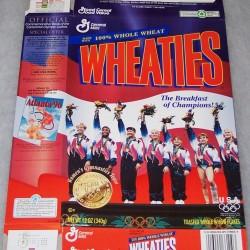 1996 Women's Gymnastics Team