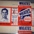 1951 George Mikan Minneapolis Lakers WHEATIES Box
