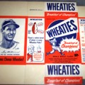 1951 Ted Williams Boston Red Sox WHEATIES Box