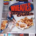 2001 New! Wheaties Energy Crunch