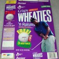 1998 Tiger Woods Free Golf Balls (CWR)