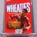 1999 Muhammad Ali The Greatest (gold signature mini)