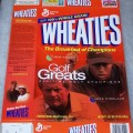 2003 Tiger Woods/Jack Nicklaus Golf Greats All-Time Golf Champions