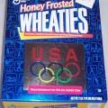 1996 Olympic Rings Twin Pack (HFW) WHEATIES BOX