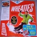1973 Skier (Jack is Back Special Record Offer on back)