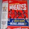 1990 Michael Jordan Shoot Hoops Action Game on Back