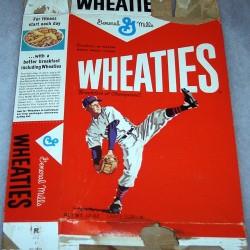 1964 Baseball Player