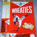 1965 Baseball Player (Banner Keep Your Family Fit)