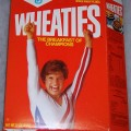 1984 Mary Lou Retton (hands in air) (free poster offer on back)