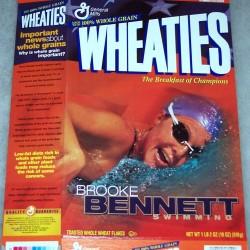 2000 Brooke Bennett Swimming