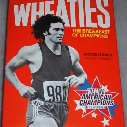 2012 Bruce Jenner Decathlon Champion (Fueling American Champions For Decades) banner