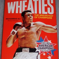 2012 Muhammad Ali Boxing Champion (Fueling American Champions for Decades) banner